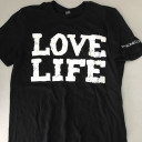 Love Life Black T-shirt